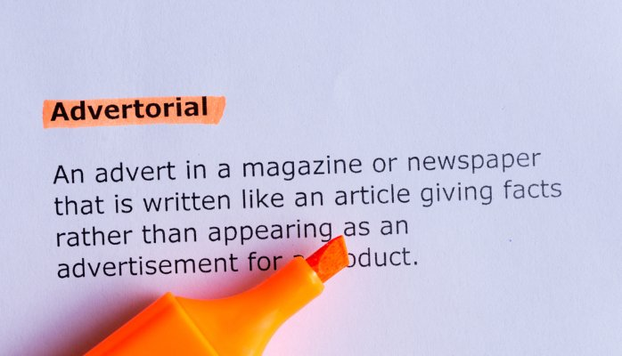 Spotlight On: Advertorials